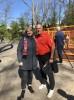 Panna met John de Wolf op Leidse Buitenschool